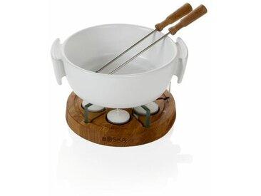 Fondue-Set Life aus Keramik