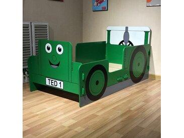 Traktor Junior Cabriolet Kleinkinderbett