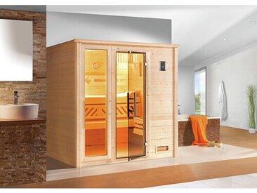 Sauna Bergen ohne Ofen für 3 Personen