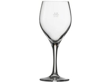 Burgunder-Rotweingläser-Set Mondial