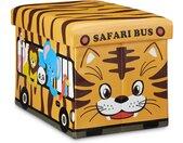 Jabari Spielzeugbank Bus