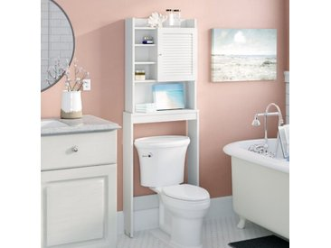 61 x 170 cm Aufbewahrung über dem WC Nemeth