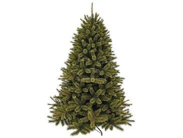 Künstlicher Weihnachtsbaum Grün mit Ständer Forest