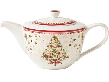 1,3 L Teekanne Winter Bakery Delight aus Porzellan
