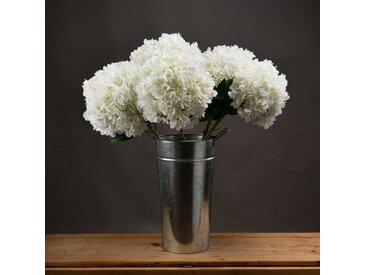 Kunstblume Übergroße Hortensie (Set of 3)