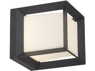 21 cm LED-Pollerleuchte 1-flammig Kubus