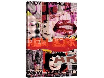 Leinwandbild New York Delight von Chuck Black