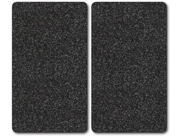 Herdabdeckplatten-Set Granit
