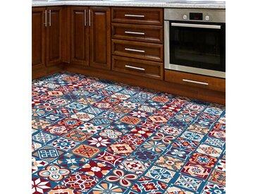 120 cm x 60 cm Mosaikfliese Walsh aus PVC