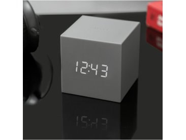 Moderne digitale elektrische Wecker Tischuhr