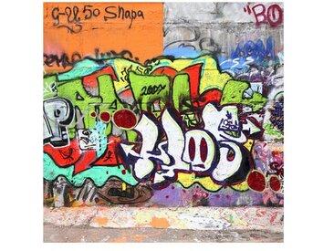 Matt Fototapete Graffiti 1,92 m x 192 cm