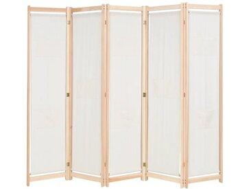 Raumteiler Pietra mit 5 Paneelen