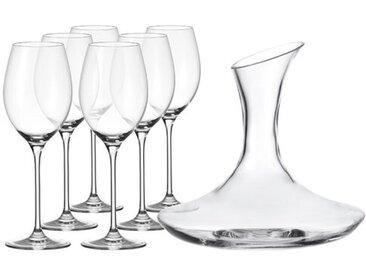 7-tlg. Dekanter-Set Cheers
