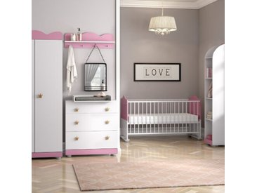5-tlg. Babyzimmer-Set Travon