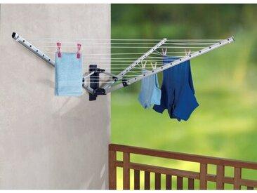 Eingebauter Wäscheständer