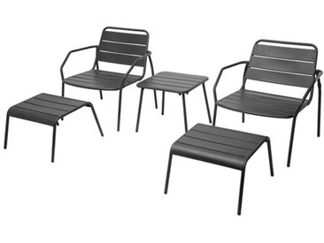 2-Sitzer Balkonset Yasser