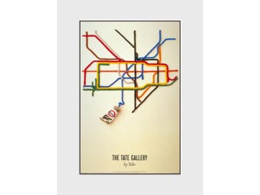 Poster Transport For London - Tate