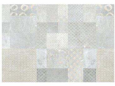 Glatte Fototapete Fliesen 1 m x 70 cm