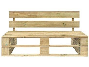 Gartenbank Stojiljkovic aus Holz