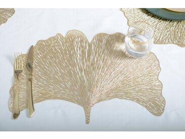 Tischset Ginkgo Design