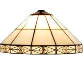 32 cm Lampenschirm aus Glas
