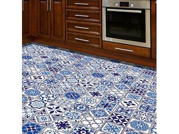 120 cm x 60 cm Mosaikfliese Waller aus PVC