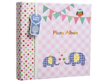 Fotoalbum Elefanten