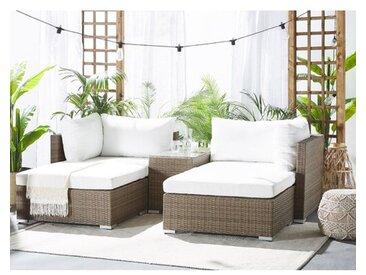 2-Sitzer Loungemöbel-Set Thecle