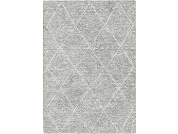 Shaggy-Teppich Maubara in Grau