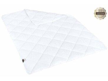 Faserbettdecke 100 % Polyester (Leicht)