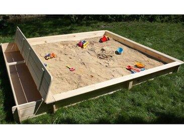 Rechteckig Sandkasten Pozzuoli
