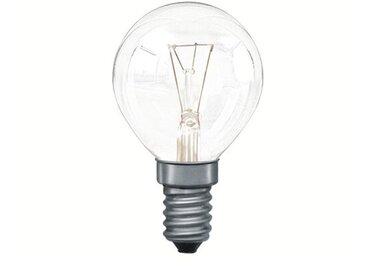Backofen-Tropfenlampe Sherwood in Klar