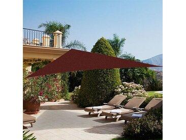 600 x 600 cm Dreieck Sonnensegel Hudson Oaks