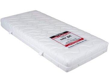Komfortschaummatratze, Wayfair Sleep WayComfort, 7-Zonen, 20 cm Höhe, 2 Schichten, OEKO-TEX Standard 100