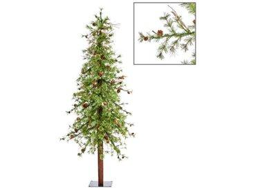 Künstlicher Weihnachtsbaum 213 cm Grün