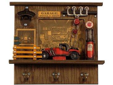 Wanddekoration Garage