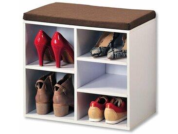 Schuhschrank für 5 Paar Schuhe