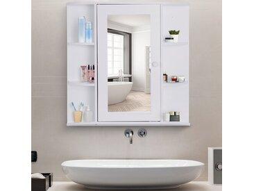 66 x 63 cm Spiegelschrank Antaniyah