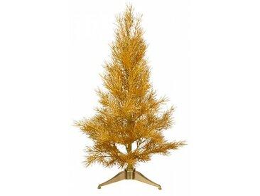 Künstlicher Weihnachtsbaum 61 cm Gold