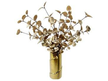 Kunstblume Eukalyptus in Vase
