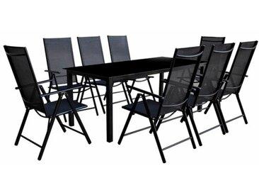 8-Sitzer Gartengarnitur Guildford
