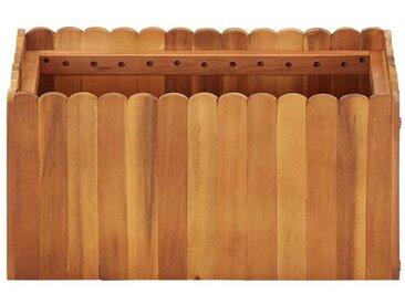 Blumenkübel Benton aus Holz