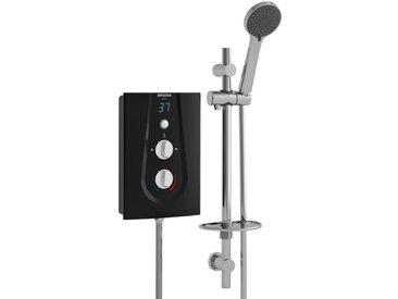 Elektrisches Duschsystem mit Wandstangen-Duschkopf Glee