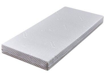 Kaltschaummatratze, Clear Ambient Jasmyn, 7-Zonen, 18 cm Höhe, 1 Schicht, OEKO-TEX Standard 100