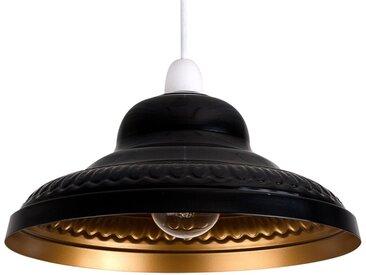 29 cm Lampenschirm aus Metall