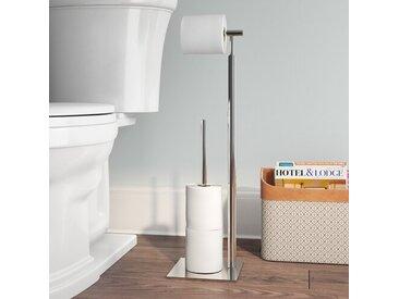 Binns Freistehender Toilettenpapierhalter