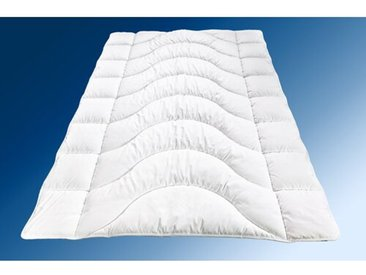 Duo-Steppbett Basic 100 % Polyester-Hohlfasern (warm)