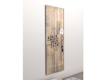 Magnettafel Wood