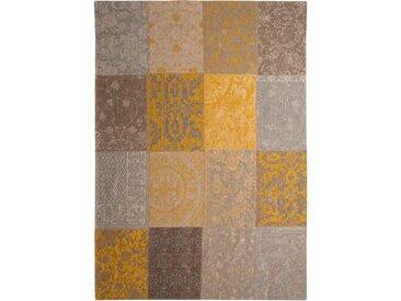 Teppich Vintage in Gelb