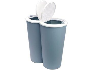 50 L Recyclingeimer mit Touch-Deckel